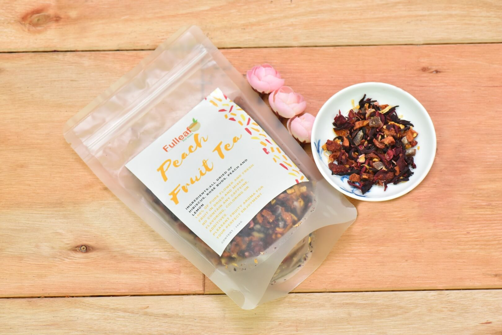 Peach Fruit Tea 100g