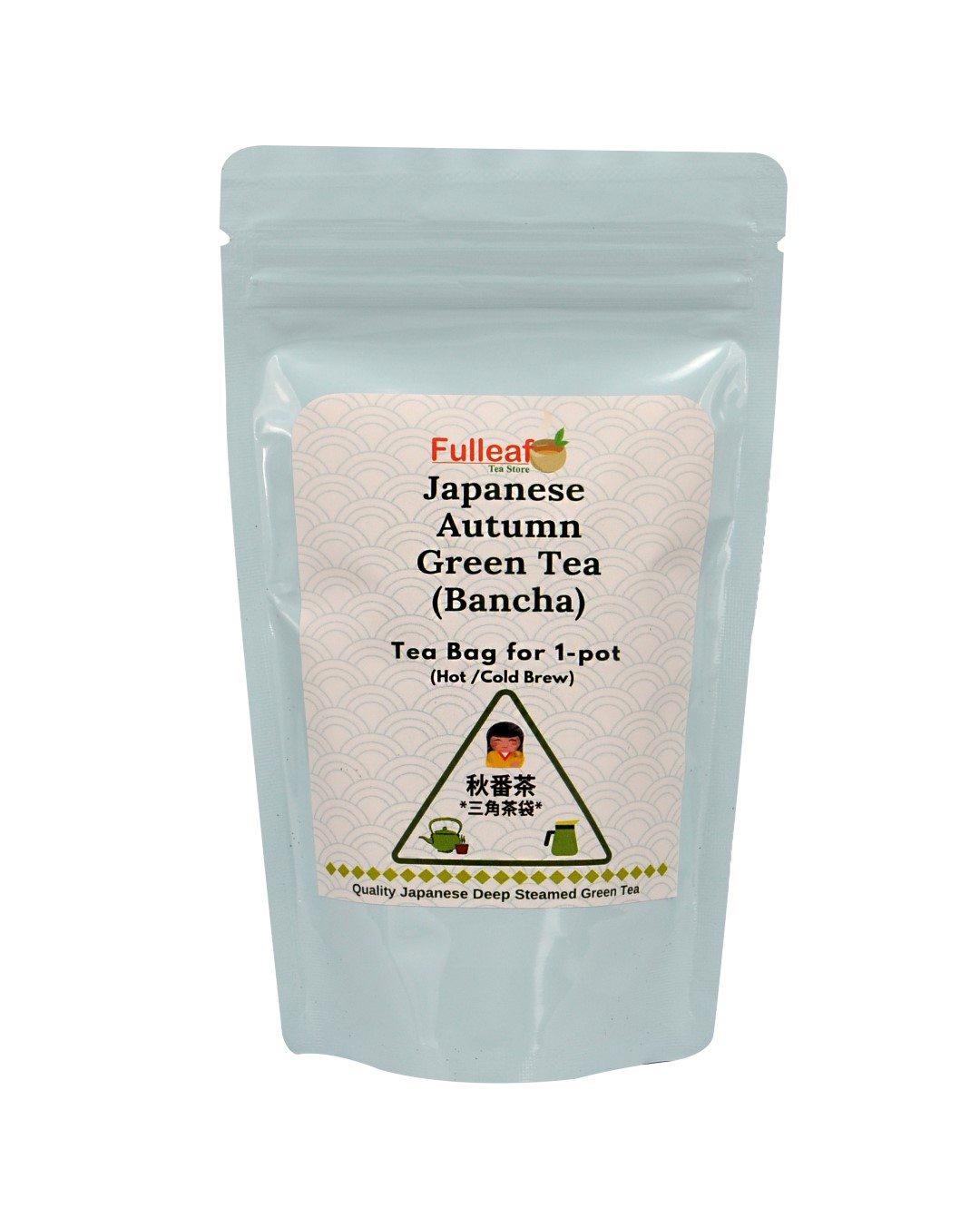 Japanese Autumn Green Tea (Tea bag for 1-pot) (CLEARANCE)