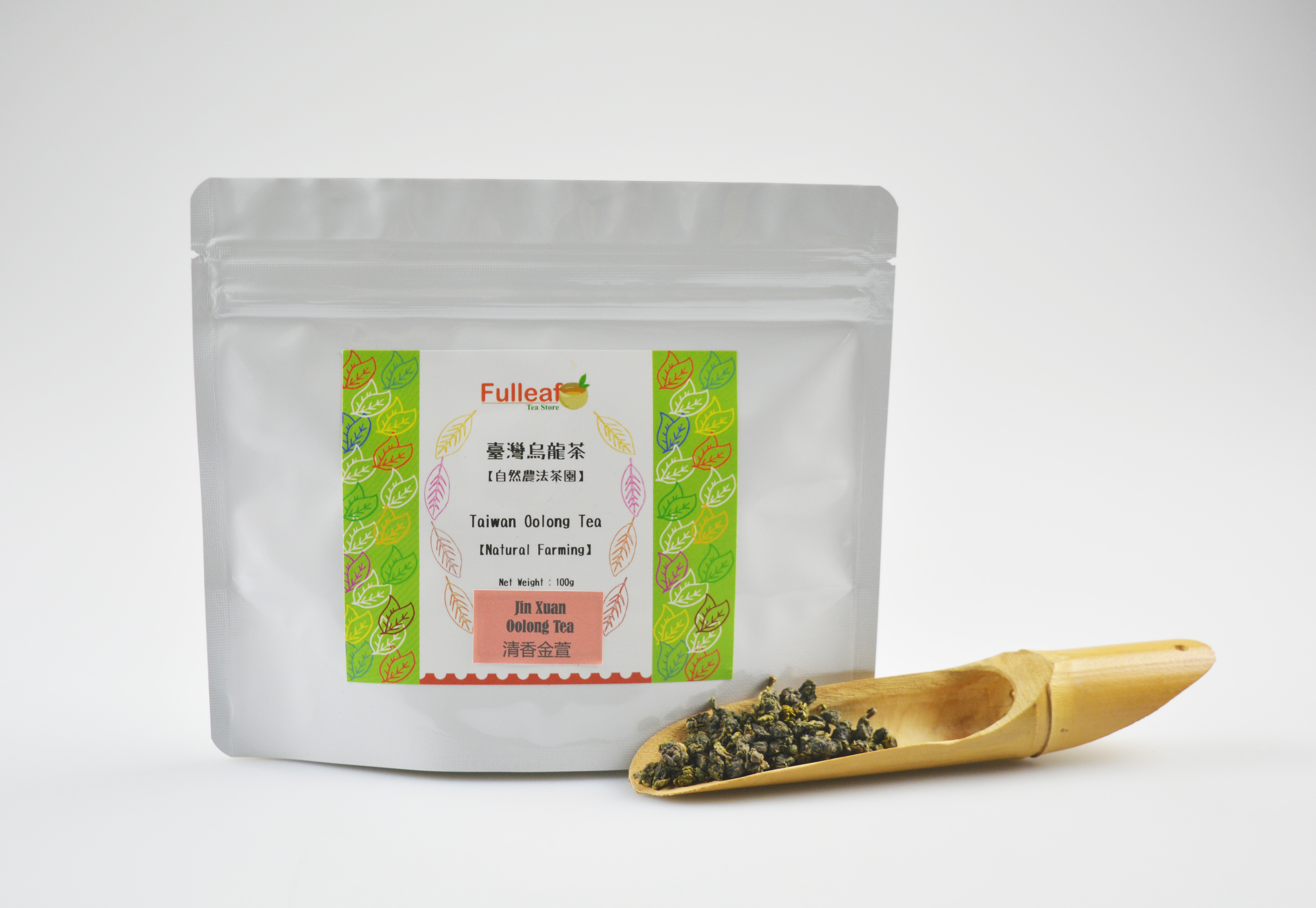 Jin Xuan Oolong Tea 清香金萱