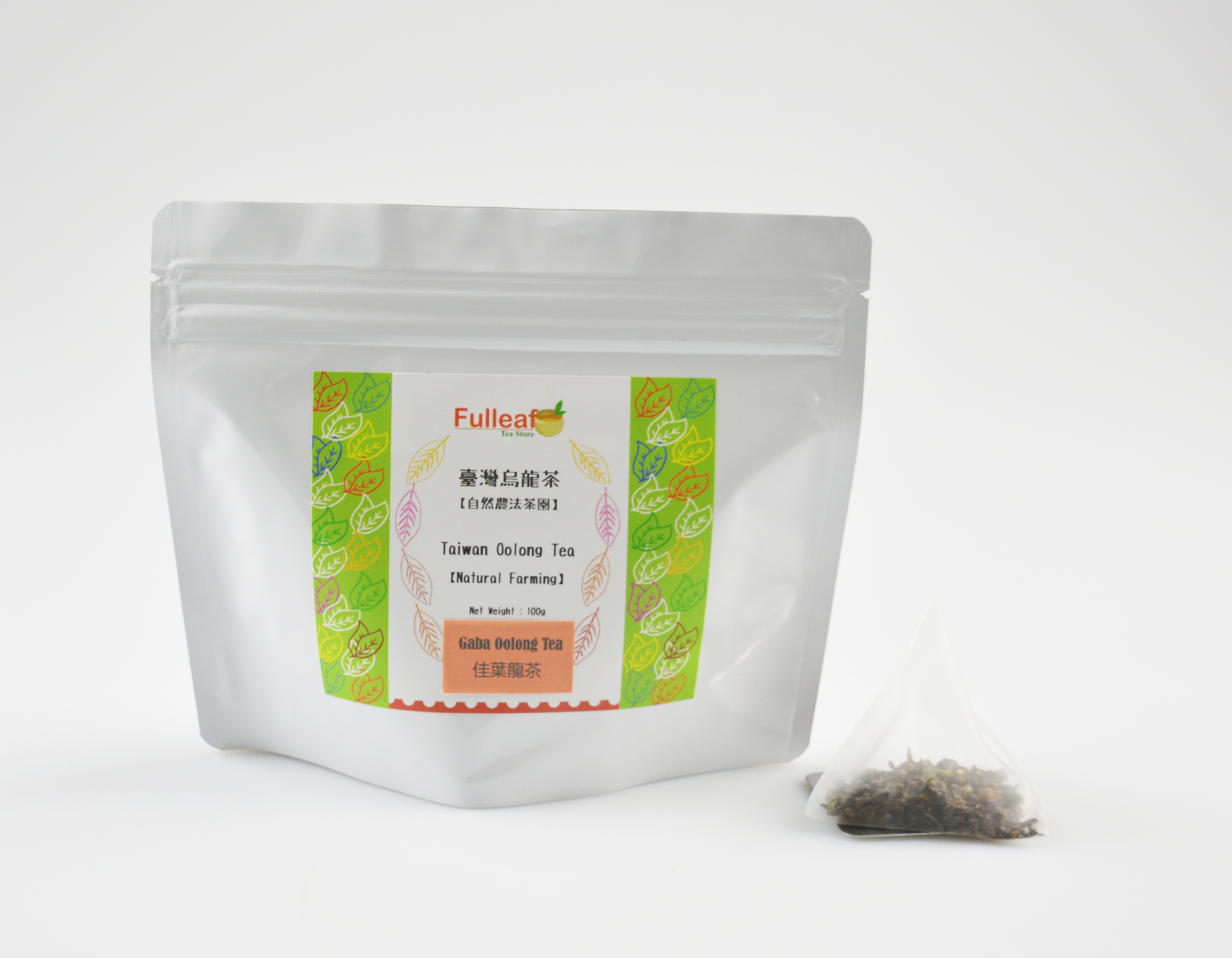 Gaba Oolong Tea (Tea Bag) 佳葉龍茶