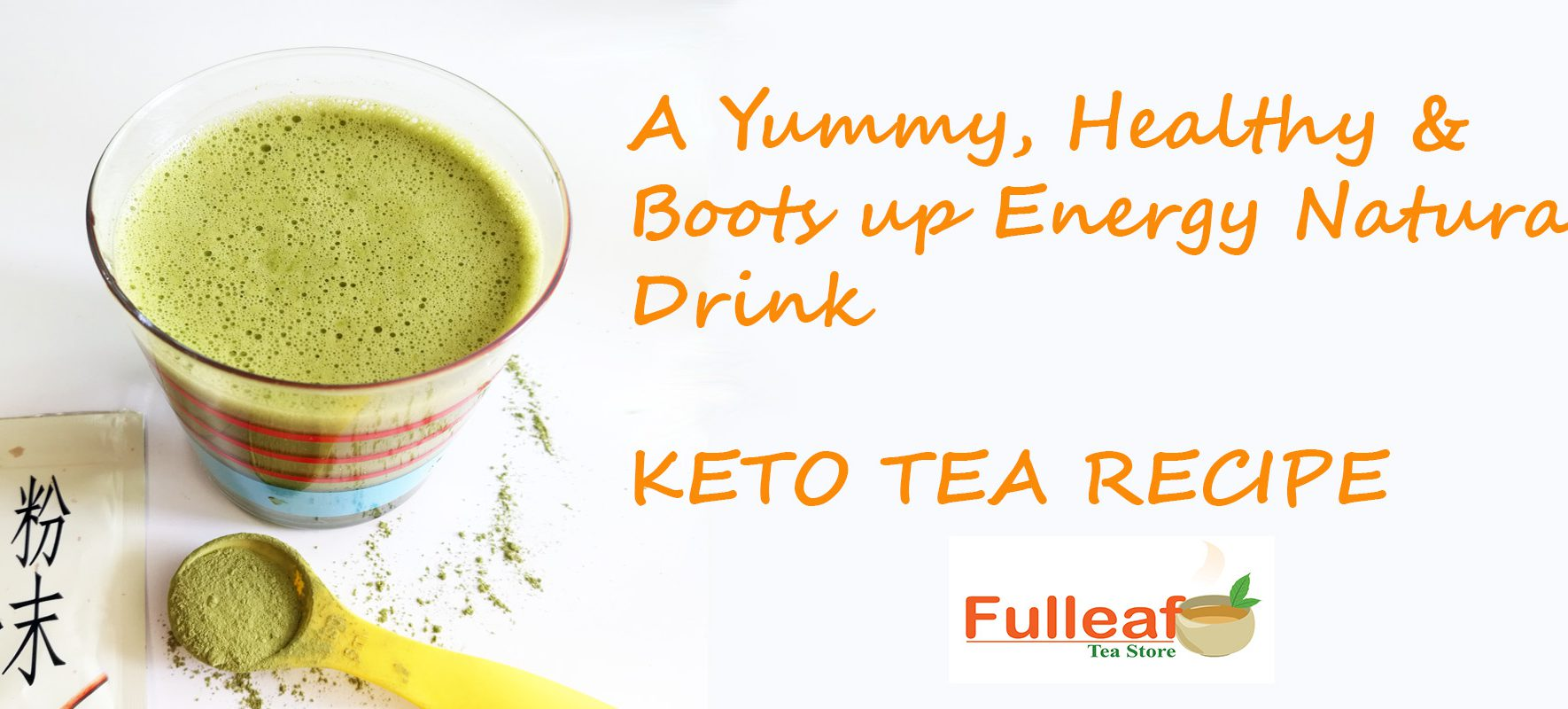 Keto Green tea bulletproof Recipe